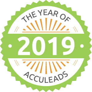 The Year of AccuLeads