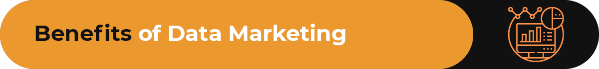Learn the benefits of a strong data-driven marketing strategy.